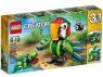 Lego Creator Zwierzęta z lasu deszczowego  (31031)