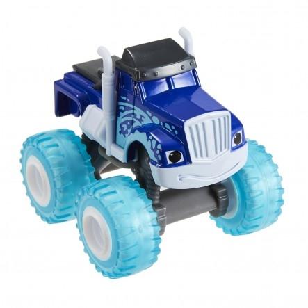 Blaze i Megamaszyny: Metalowy pojazd - Water Rider Crusher (CGF20/GGW64)
