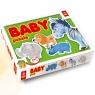 Zwierzątka afrykańskie - Baby Puzzle - 4 elementy (36012)