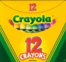 Kredki świecowe Crayola 12 sztuk (0012)