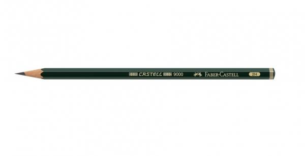 Ołówek Castell 9000/2H (119012 FC)