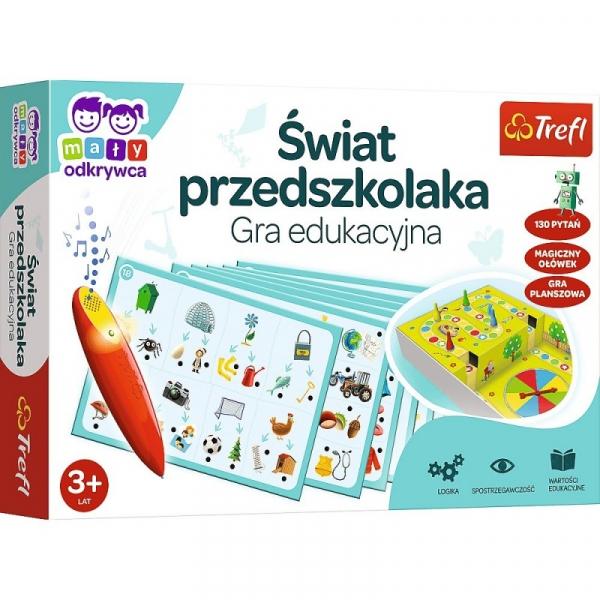 Gra Świat przedszkolaka Magiczny ołówek (02112)