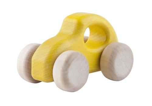 Samochodzik Garbusso Żółty