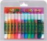 Farby witrażowe 10 kolorów + 2 kontury