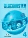 Blockbuster 4 Teacher's Book Gimnazjum Dooley Jenny, Evans Virginia