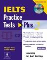 IELTS Practice Tests Plus 2 z CD +key Morgan Terry, Judith Wilson