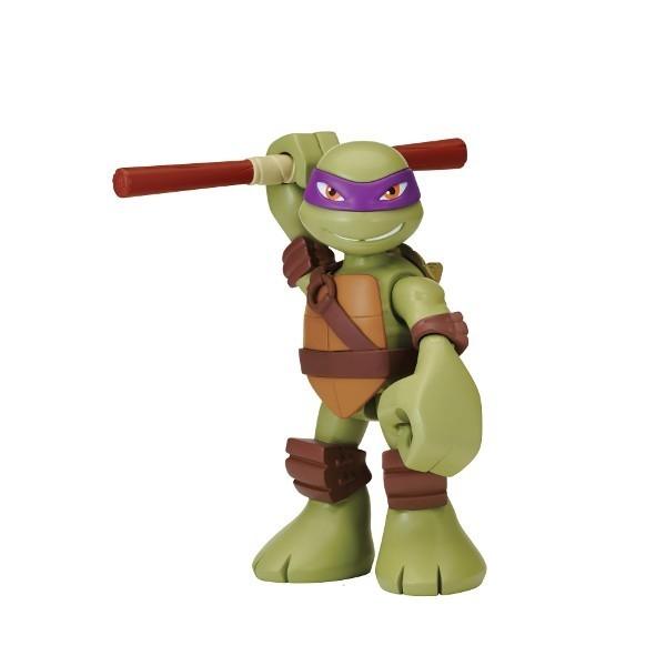 TURTLES Figurka z dźwięk iem DonHalf Shell Heros