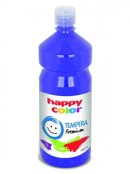 Farba Tempera Happy Color 1000 ml fioletowa nr 61 (HA 3310 1000-61)
