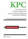 KPC Nowelizacja 2019 Pytania i odpowiedzi. Ustawa o kosztach sądowych w Plebanek Maciej Grzegorz, Rzewuski Maciej