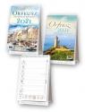 Kalendarz 2021 Biurowy Orfeusz BF02 mix