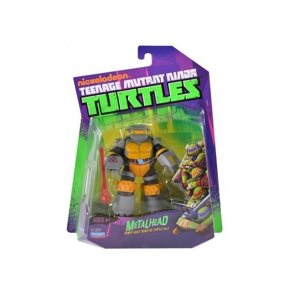 TURTLES Żółwie Ninja Fig. Metalhead