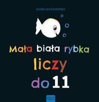 Mała biała rybka liczy do 11 van Genechten Guido