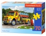 Puzzle Tanker Truck 70 elementów (007127)