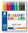 Flamastry triplus 15 kolorów, 1,0 mm