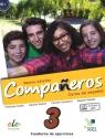 Companeros 3 Ćwiczenia + licencia digital - nueva edicion