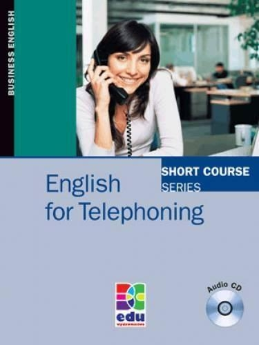 English for Telephoning with CD Smith David Gordon