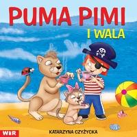 Puma Pimi i Wala - cz.3 sylaby ze spółgł. F i W Katarzyna Czyżycka