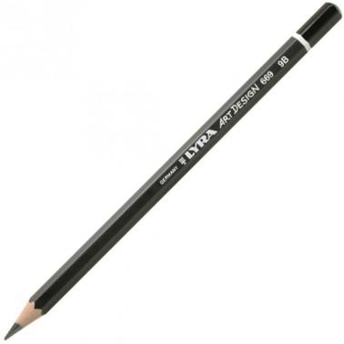 Ołówek Lyra Art Design 4B (L1110104)