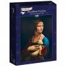 Puzzle 1000: Dama z łasiczką, Leonardo da Vinci (60012)