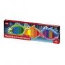 Plastelina kwadratowa Mona, 18 kolorów