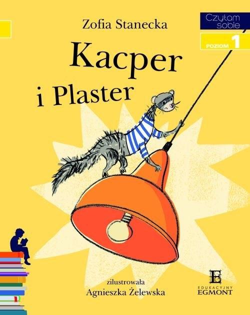 Kacper i Plaster Stanecka Zofia