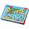 Puzzle 160 Wodna zabawa (15212)