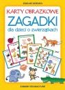 Karty obrazkowe Zagadki dla dzieci o zwierzątkach