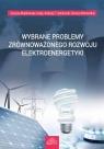 Wybrane problemy zrównoważonego rozwoju elektroenergetyki