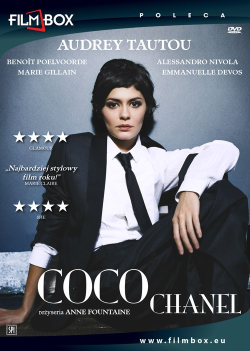 Coco Chanel Fontaine Anne