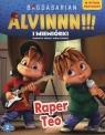 Alvinnn wiewiórki W rytmie przygody Raper Teo