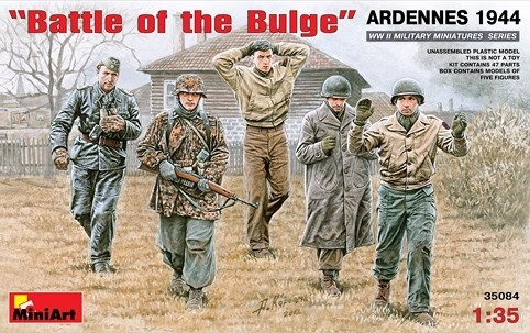 Battle of the Bulge Ardennes