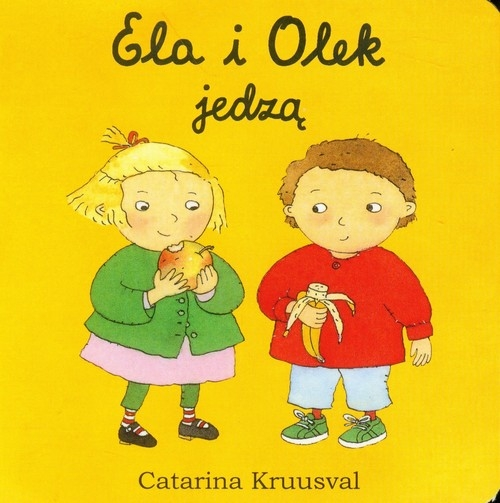 Ela i Olek jedzą Kruusval Catarina