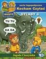 Kocham czytać Zeszyt 6 Sylaby 4 Cieszyńska Jagoda