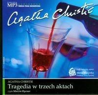 Tragedia w trzech aktach  (Audiobook) Christie Agatha