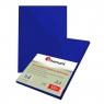 Karton do bindowania Titanum skóropodobny A4 - niebieski (141377)