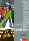 Magnet 2. Język niemiecki. Książka ćwiczeń.