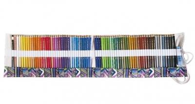Kredki polycolor 72 kol. w kolorowym etui
