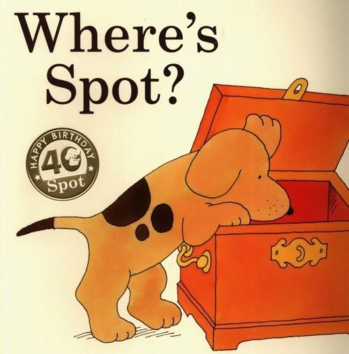 Wheres Spot? Hill Eric