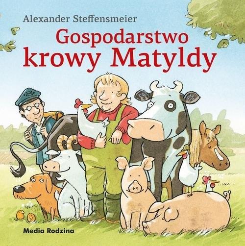 Gospodarstwo krowy Matyldy Steffensmeier Alexander