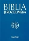 Biblia Jerozolimska - panigatory praca zbiorowa