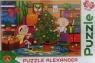 Puzzle maxi Bolek i Lolek Boże Narodzenie 20 (0812)
