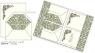 Papeteria Wallet 6 kopert i 6 papierów listowych FZB 001W