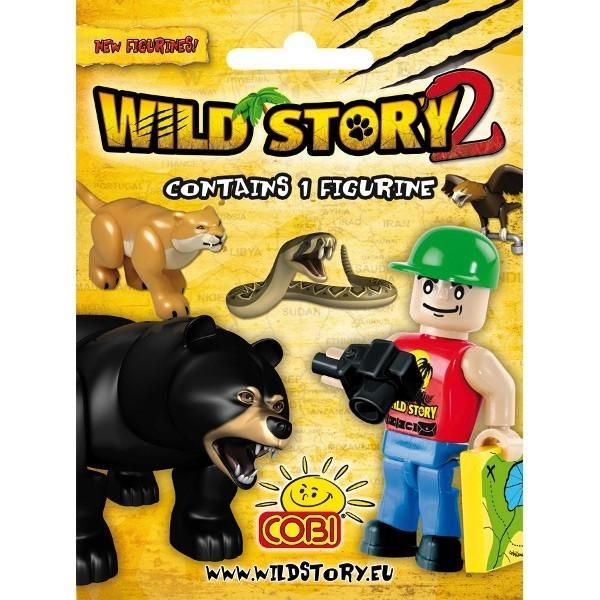 COBI Wild Story Figurka Seria 2