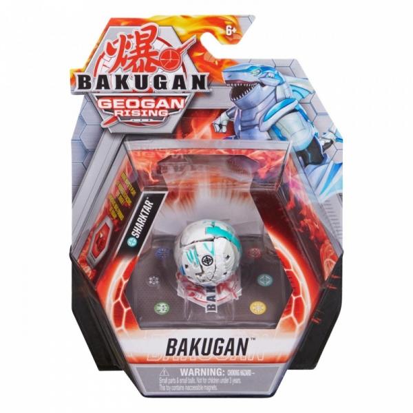 Figurka Bakugan kula podstawowa Monster Shark Biały (6061459/20132740)