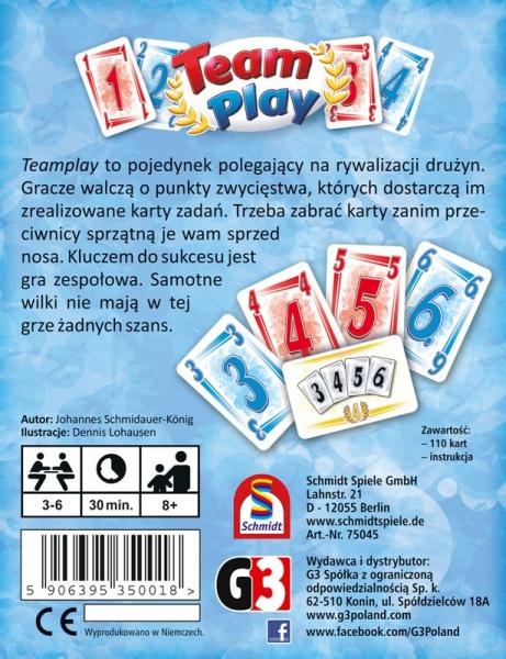 Team Play (106028)