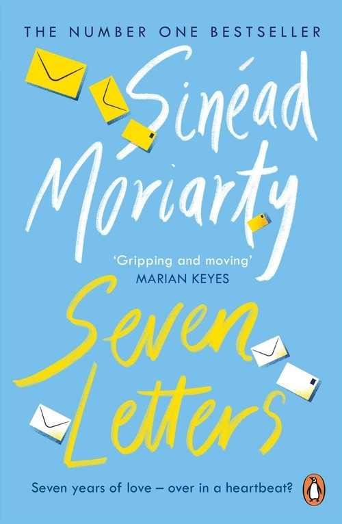 Seven Letters Moriarty Sinéad