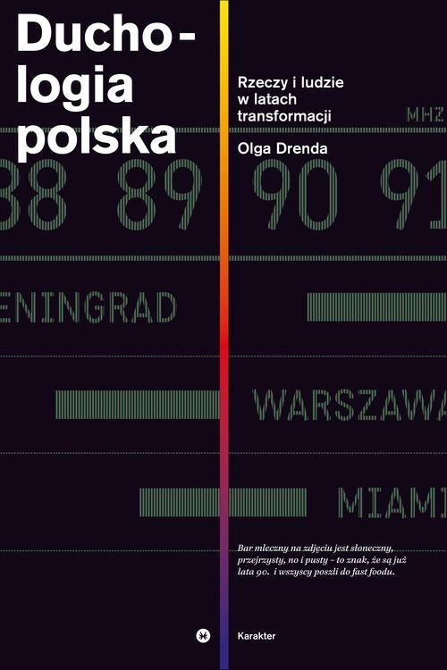 Duchologia polska Drenda Olga