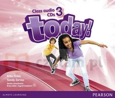 Today! GL 3 Class CDs