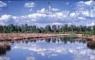 Kalendarz 2019 trójdzielny Jezioro