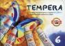 Farby tempery 6x16ml 6 kolorów